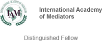 International Academy of Mediators logo