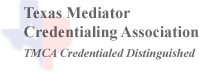 Texas Mediator Credentialing Association logo