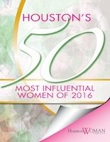 Houston's 50 Most influential Women of 2016